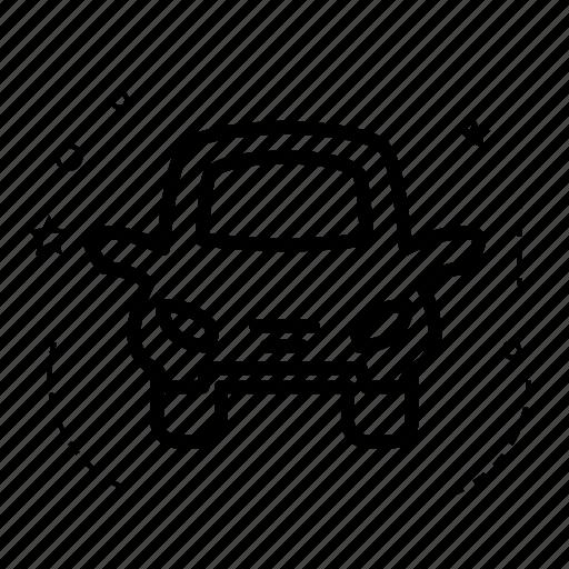 auto, automobile, car, transportation, travel, vehicle icon
