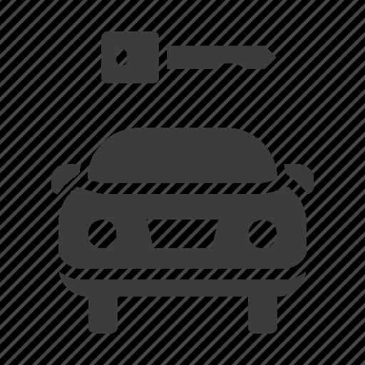 car, dealer, key, lock, owner, replacement, start icon