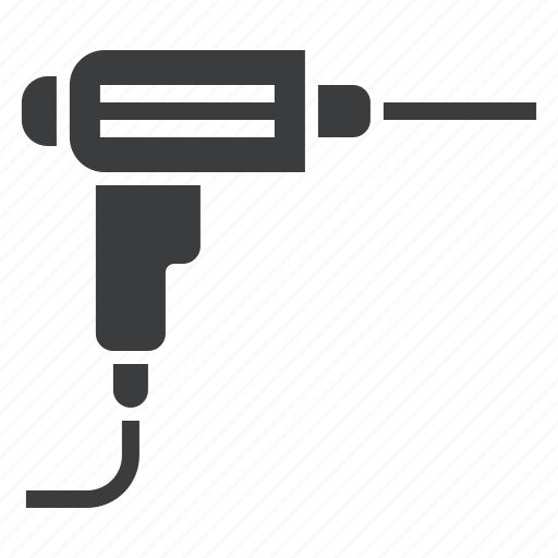 appliance, bore, drill, drilling, hole, mechanic, tool icon