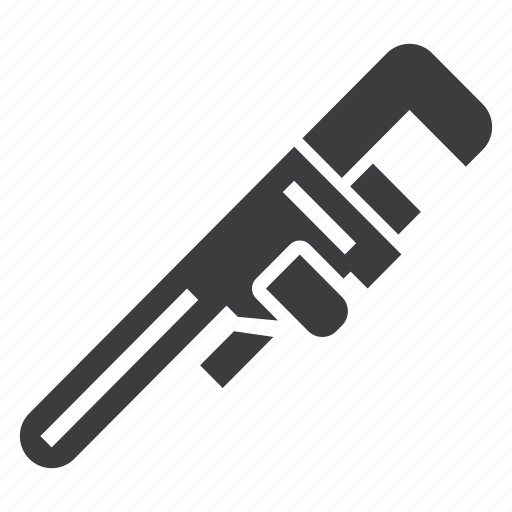 mechanic, plumbing, repair, tool, wrench icon
