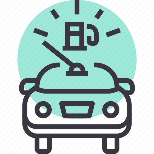 car, fuel, gas, level, maintenance, repair, service icon