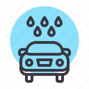 car, clean, garage, maintenance, service, wash icon