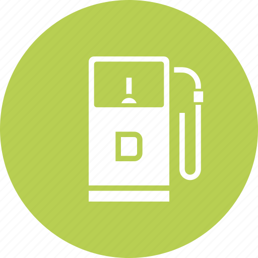 car, diesel, filling, fuel, gas, gasoline, station icon