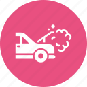breakdown, car, heat, radiator, repair icon