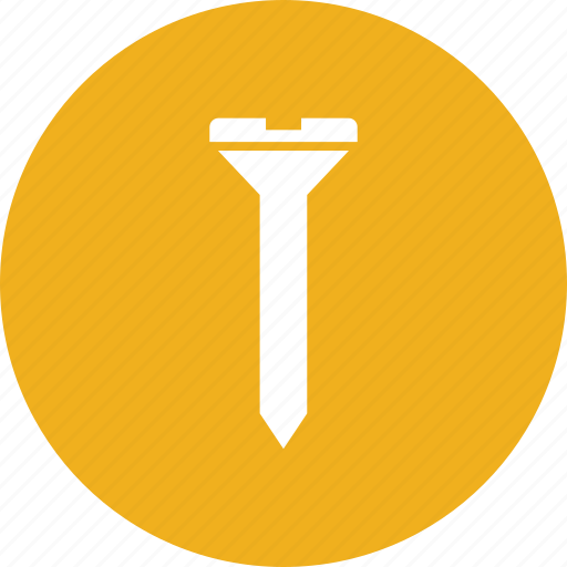 Garage, mechanic, nail, screw icon - Download on Iconfinder