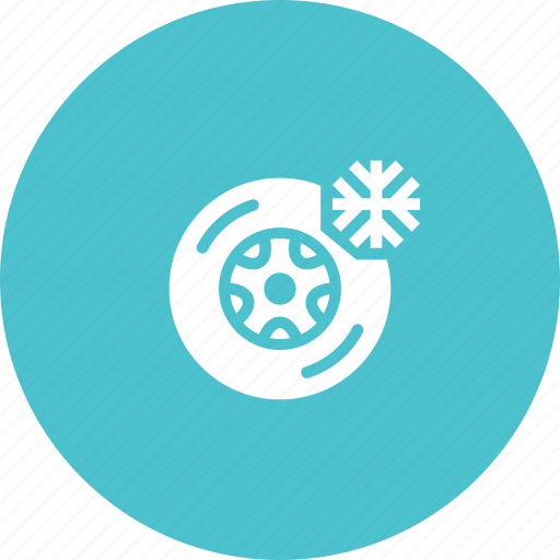 Car, care, cold, maintenance, service, tire, tyre icon - Download on Iconfinder
