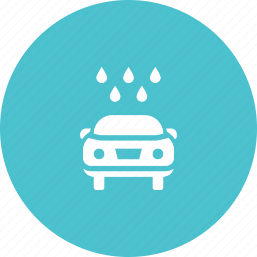 Clean, service, wash, car, garage, maintenance icon