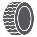 auto, car, part, tire, wheel