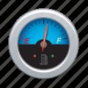 fuel, gas, gasoline, level, petrol, status icon