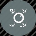 air, car, circulation, climatisation, conditioner, control, dashboard icon
