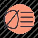 beam, bulb, cancel, lamp, light, spotlight, turnoff icon