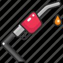 car, drop, fuel, gas station, oil, petrol, refill icon