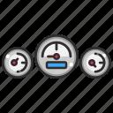 indicator, measure, measurement, meter, speedometer, technology, transportation