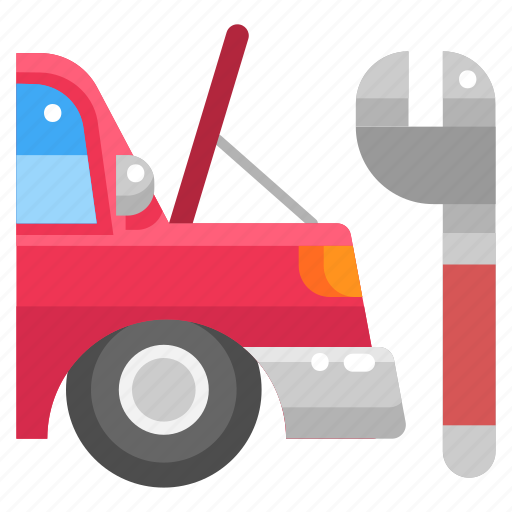 Automobile, car, maintenance, repair, tool, transport, wrench icon - Download on Iconfinder