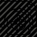 car, flat tire, puncture, tire, transportation, wheel icon