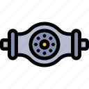 axle, car, repair, repairment, workshop icon