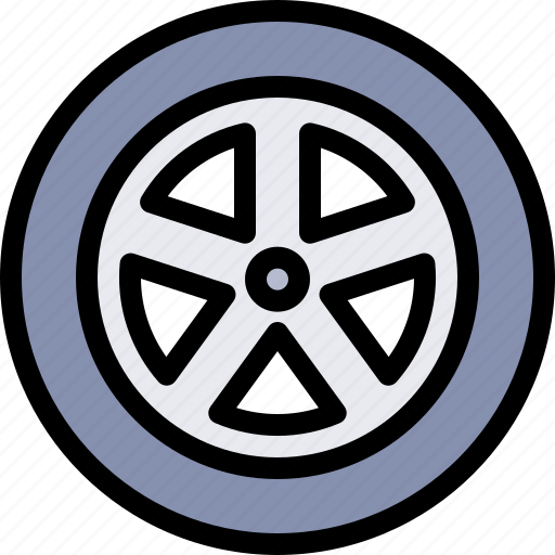 car, repair, repairment, wheel, workshop icon