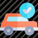 car, fixed, repair, repairment, workshop icon