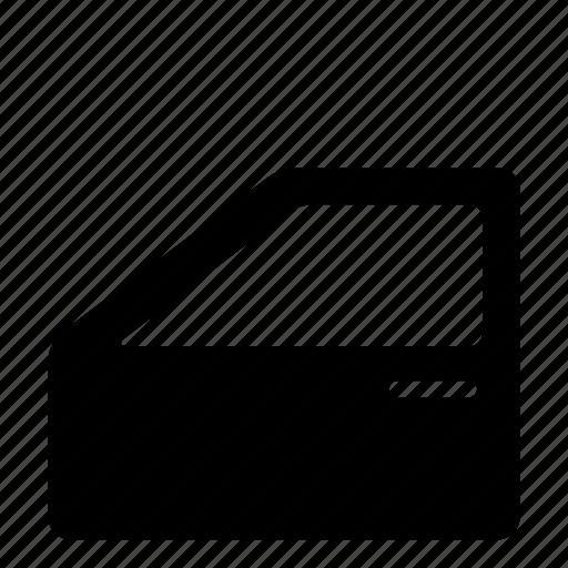 car, door, garage, mechanican, repair icon