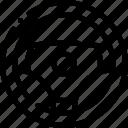 car, repair, repairment, steering, wheel, workshop icon