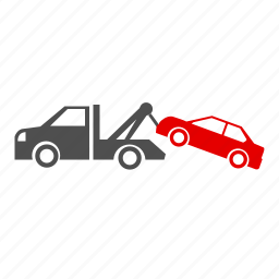 accident, breakdown, car, crash, fix, puncture, traffic icon