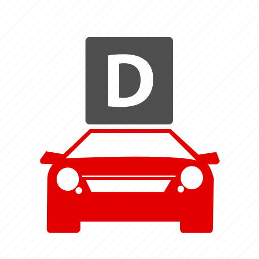car, d, drive, fix, gear, sportcar icon