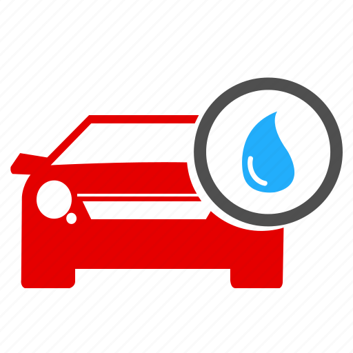 accident, car, eco, gas, oil, traffic, water icon