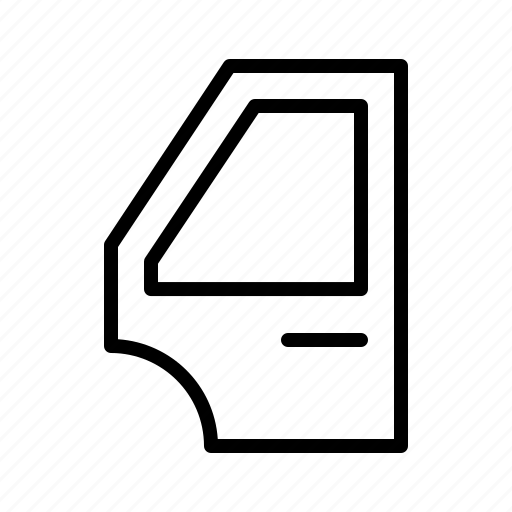 Car, door icon - Download on Iconfinder on Iconfinder