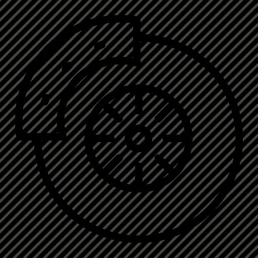 Disc, brake icon - Download on Iconfinder on Iconfinder