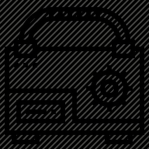 bag, tool icon