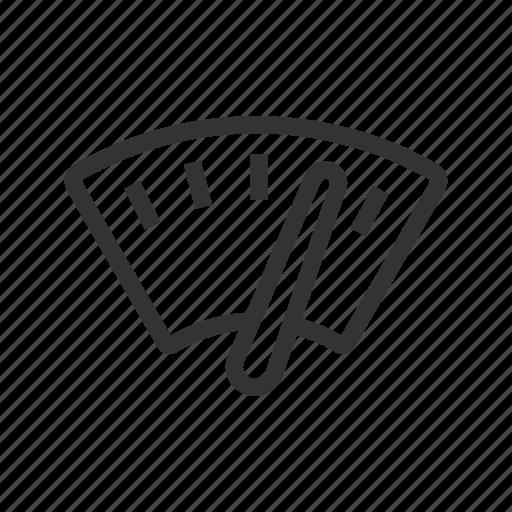 car service, engine, sensor, speedometer icon