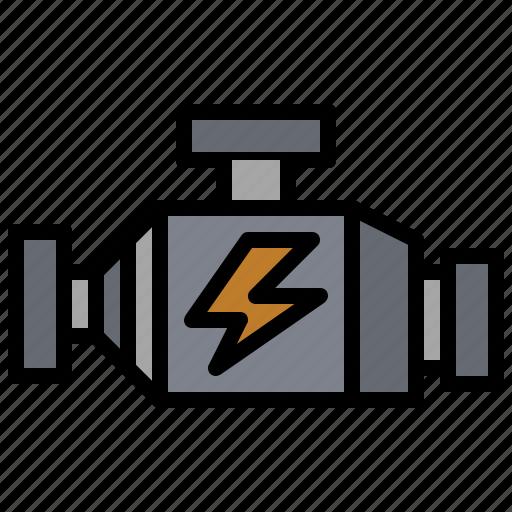 automobile, car, engine, garage, motor, service, transportation icon