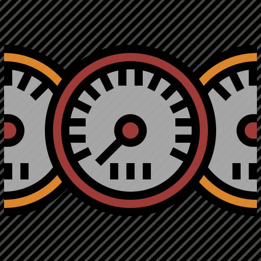 measuring, speedometer, traffic, transport, transportation, vehicle, velocity icon