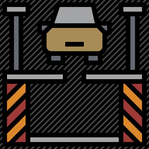 construction, elevator, elevators, lift, technology, transport, transportation icon