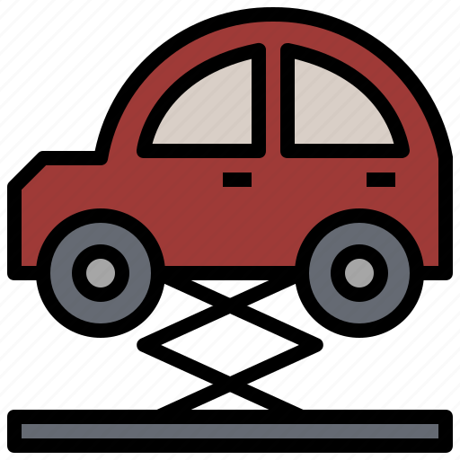 construction, elevator, lift, service, techonology, transport, transportation icon
