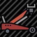 garage, mechanic, mechanical, repair, repairing, service, transport icon
