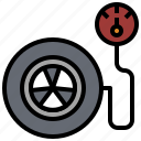 automobile, car, service, transportation, vehicle, windshield, wiper icon