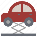 construction, elevator, lift, techonology, transport, transportation icon