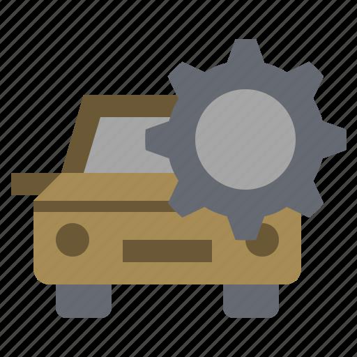 auto, automobile, car, garage, repair, transportation, vehicle icon