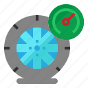 service, mechanic, pressure, tire, repair icon