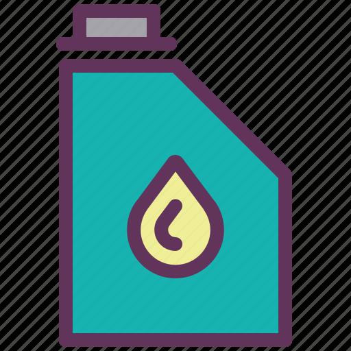 antifreeze, aqua, canister, car, oil, service, tool icon