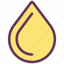 drop, fuel, oil, water icon
