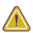 alert, auto, car, parts, pressure, tire icon