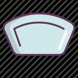 auto, clean, fluid, parts, windscreen, windshield icon
