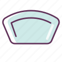 auto, clean, fluid, parts, windscreen, windshield icon