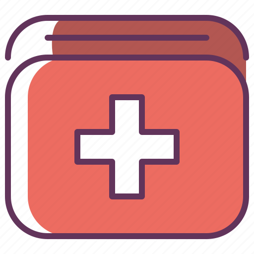 aid, car, first, kit, medical, service icon