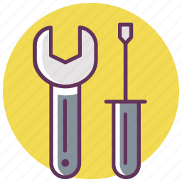 complex, fix, instrument, repair, service, tool, wrench icon