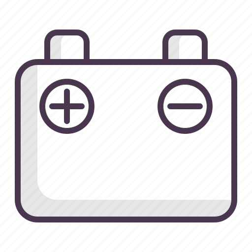 battery, car, jumper, starter, transportation, vehicle icon