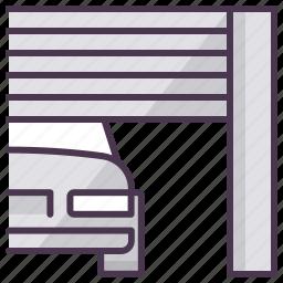 auto, car, garage, repair, service, shop, vehicle icon