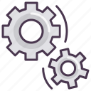 car, cogwheel, gearshift, service, servive, settings, tool icon